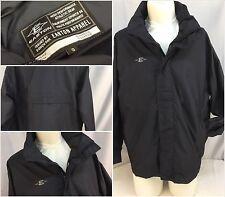 Easton Hockey Jacket Small Navy Blue Full Zip Worn 1 Time Lined M4U yg268