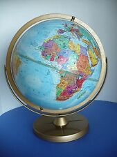 Vintage Replogle World Nations Series Rotating Globe 12 inch