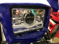 LED Headlight Kit for Suzuki DR650 DRZ400 DRZ400SM - JNS Engineering