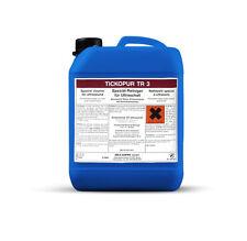 Tickopur TR 3  Spezialreiniger für Ultraschall 5,0 Ltr. Reinigungskonzentrat