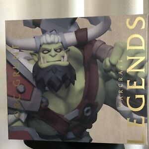 """Warcraft Legends """"ORC GRUNT"""" ~Blizzard 2019 Exclusive 25th Anniversary"""