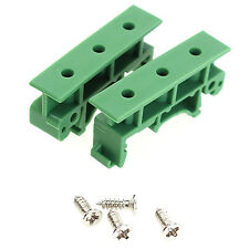 CH Simple PCB Circuit Board Mounting Bracket For Mounting DIN Rail Mounting