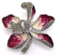 Collares y colgantes de joyería colgantes sin tratar, plata