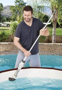 Lay-Z-Spa Rechargeable Vacuum hoover, Hot Tub/ Pool Cleaning Tool, electric