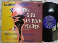 Soundtrack Lp Various Artists The Girl In Pink Tights On Columbia