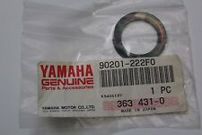 YAMAHA VX600 VX 600 SECONDARY SHEAVE WASHER PLATE GENUINE OEM 90201-222F0