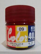 Gunze Sangyo Mr Hobby/Mr Color AVC- 09, Blood Red.