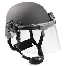 Avon Law Enforcement Ballistic Helmet, BA3A with Face Shield TP154 Riot Police