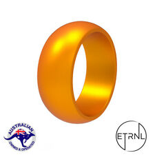Men's Premium Silicone Active Wedding Ring | Gold