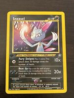 1st Edition SNEASEL Neo Genesis 25/111 NM/MINT Non-Holo Pokemon Card