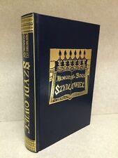 Szydlowiec Memorial Book / Yizkor Book Translation of The City Of Shidlowtzer
