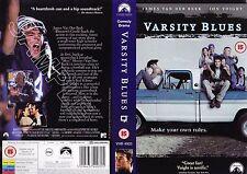 Varsity Blues, James Van Der Beek Video Promo Sample Sleeve/Cover #14383
