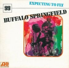 BUFFALO SPRINGFIELD Expecting To Fly Vinyl LP Atlantic 2464012 1970 EX Plum 1st