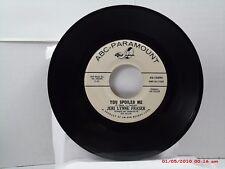 JERI LYNNE FRASER -(45)- PROMO  YOU SPOILED ME/HUSH, HARVEY, HUSH ABC-PARA.-1963