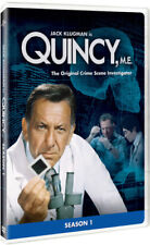 Quincy, M.E.: Season 1 [New DVD] 2 Pack, Repackaged