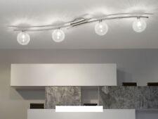 EGLO 90612 lampe métal x le plafond 4 spots 40W modèle Pescara 220V neuf