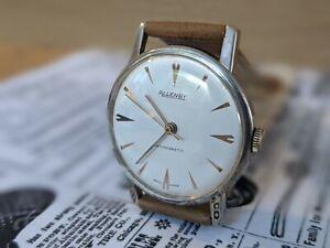 Gents Vintage Allenby Stick Hands Dagger Indexes Swiss Made Watch - Working