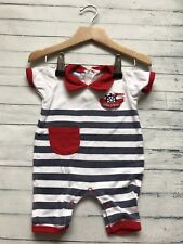 Baby Boys vestiti abiti di 0-3 mesi-Carino Romper vestito