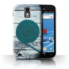 STUFF4 Back Case/Cover/Skin for Samsung Galaxy S2 Hercules/T989/Teal Fashion