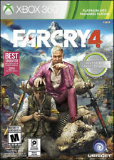 Far Cry 4 Xbox 360 New No Operating System