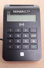 ReinerSCT cyberJack RFID KOMFORT Personalausweis-Leser + OnlineBanking HBCI