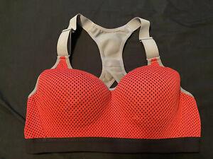 VSX Sport Neon Pink Mesh Sports Bra Victoria's Secret VS Women's 34B