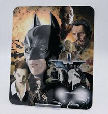 BATMAN BEGINS - Glossy Bluray Steelbook Magnet Magnetic Cover (NOT LENTICULAR)