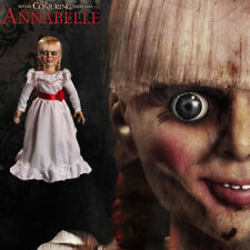 "The Conjuring Annabelle 18"" Scaled Prop Replica Doll Mezco in stock"