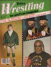 The Ring's Wrestling April 1983 Hulk Hogan, Bob Backlund, Stan Lane VG 011416DBE