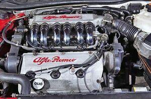 Alfa Romeo  164 ULP V6   MOTOR Only / 75 / 90 / GTV6   3.0 engine