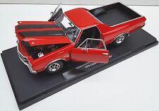 BLITZ VERSAND Chevrolet EL Camino 1970 rot / red Welly Modell Auto 1:18 NEU OVP