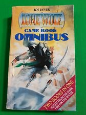 Legends of Lone Wolf ***RARE OMNIBUS!!*** Joe Dever Red Fox #2