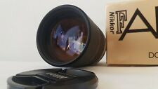 Nikon 135mm f2 D AF DC Comme le premier jour.
