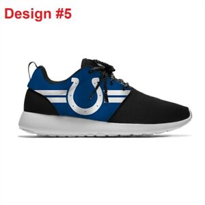 INDIANAPOLIS COLTS Lightweight Unisex Shoes Men's Womens Sneakers Football Team
