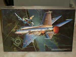 Fujimi 1/72 Scale MiG-21PF(Early) Phantom Killer