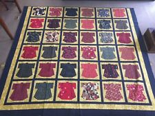 Custom Quilt, King Size, complete with Custom Topper