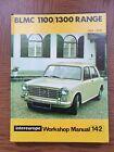 Intereurope BLMC 1100 & 1300 Range (1962-1975) Workshop Manual Hardback
