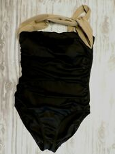 New Venus Black Aphrodite One Piece 6 Swimwear Swimsuit