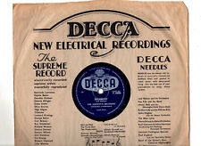 78 RPM.JOHNSTON BROTHERS.DREAMBOAT / JIM,JOHNNY AND JONAS.UK ORIG & CO/SL