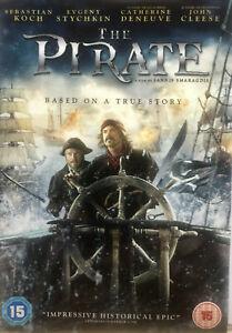 God Loves Caviar DVD 2012 AKA: THE PIRATE - Sebastian Koch TRUE STORY Adventure