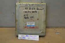 1993-1994 Mitsubishi Expo Transmission Control Unit TCU MD753892 Module 07 10E1