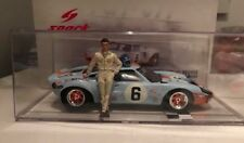 Spark 1:18th Scale Gulf Ford GT40 MK II 1969 #6 Jacky Ickx / Jackie Oliver