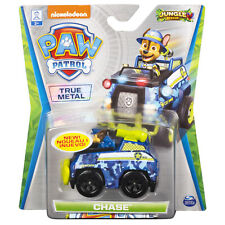 PAW Patrol True Metal Jungle Rescue Chase Collectible Die-Cast Vehicle