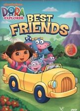 ARABic cartoon dvd DORA THE EXPLORER BEST FRIENDS IN ARABIC for kids