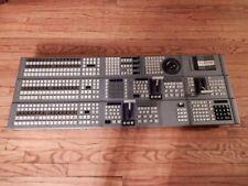 Sony MVS-8000 Production Switcher Control Panel MVS-8000X HD VIDEO SWITCHER