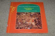 Four Centuries of Fanfares~Maurice Andre~Georges Barboteu~Jean-Francois Paillard