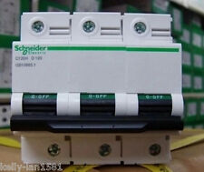 1pcs New Schneider miniature Circuit breaker C120H 3P D125A A9N19830