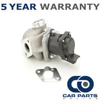 FOR PEUGEOT 207 SW 1.6 HDI 90 DIESEL 2007-11 EGR EXHAUST GAS RECIRCULATION VALVE