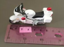 TOMY TOMICA Honda Police Motorcycle Bike Japan 1/32 Scale vehicle Used no Box