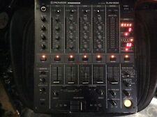 Pioneer DJM500 4 Channel Professional DJ Mixer